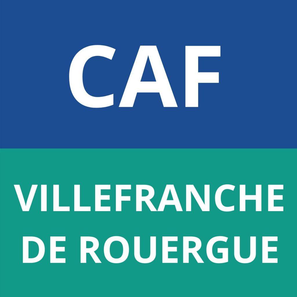 CAF VILLEFRANCE DE ROUERGUE