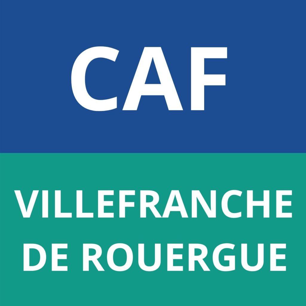 caf Villefranche de Rouergue