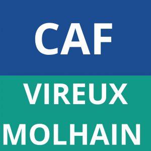 CAF Vireux Molhain