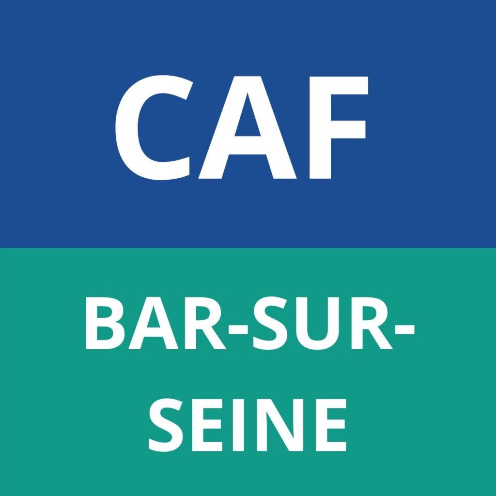 caf bar-sur-seine