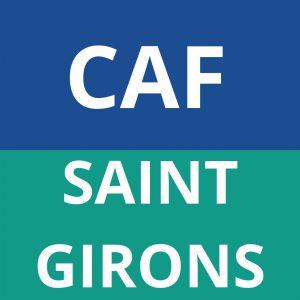 CAF SAINT GIRONS