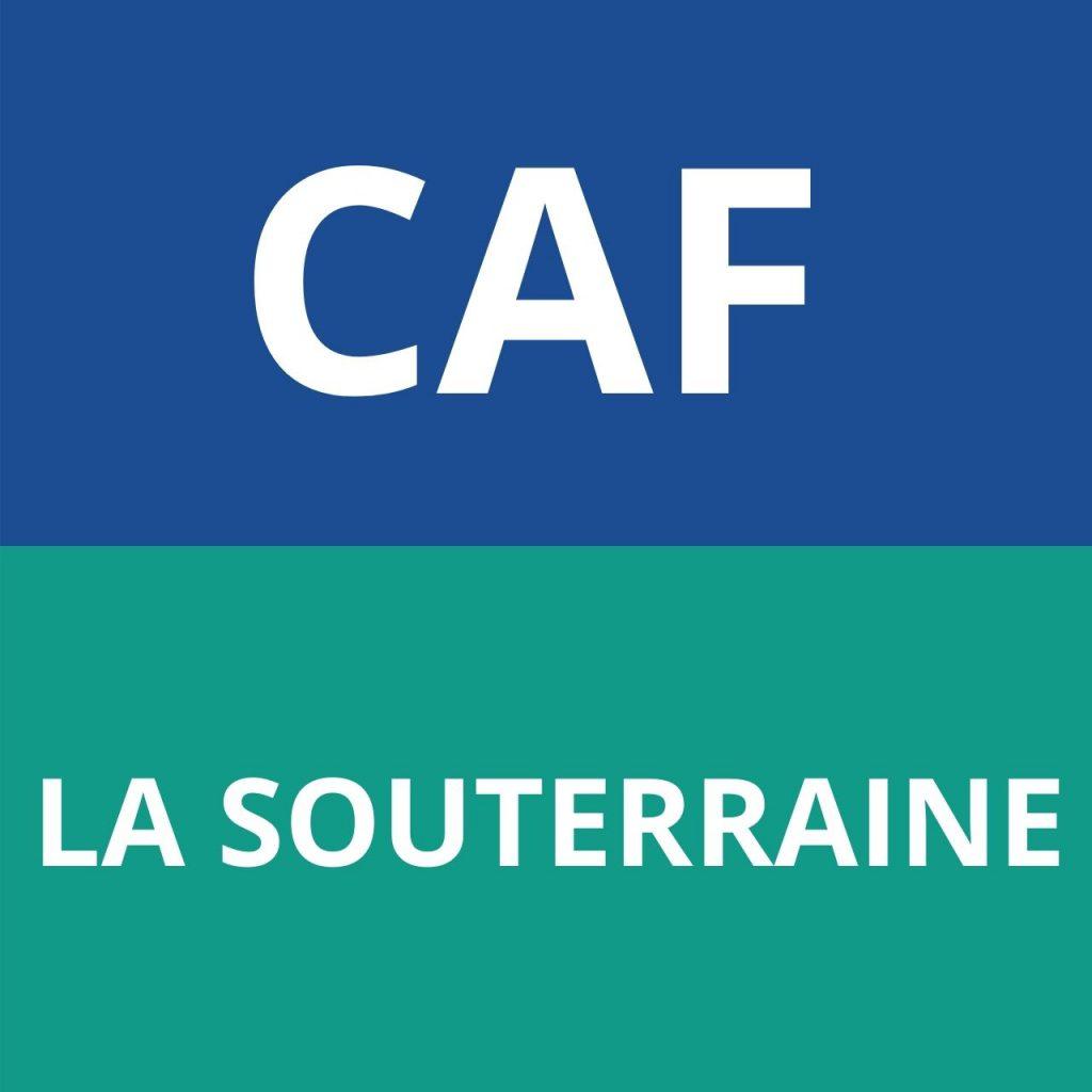 CAF LA SOUTERRAINE