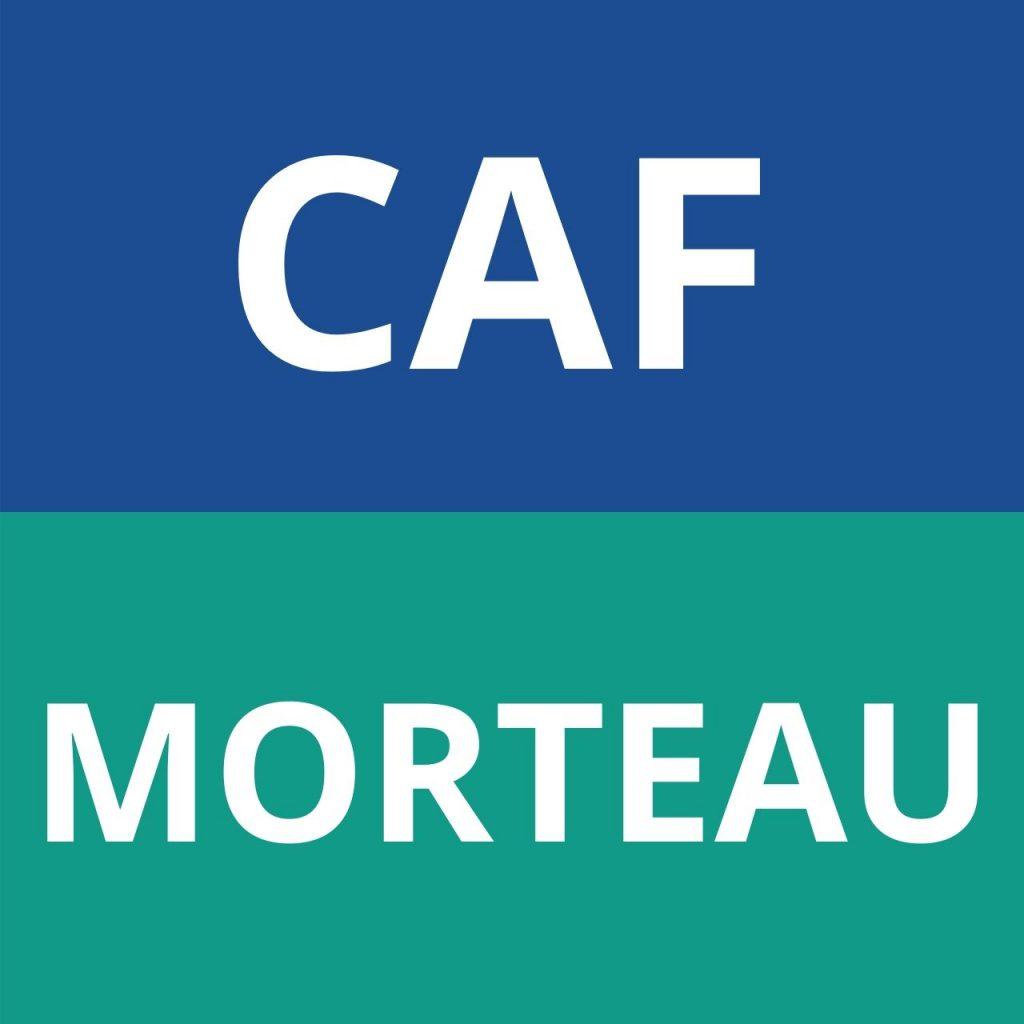 caf MORTEAU