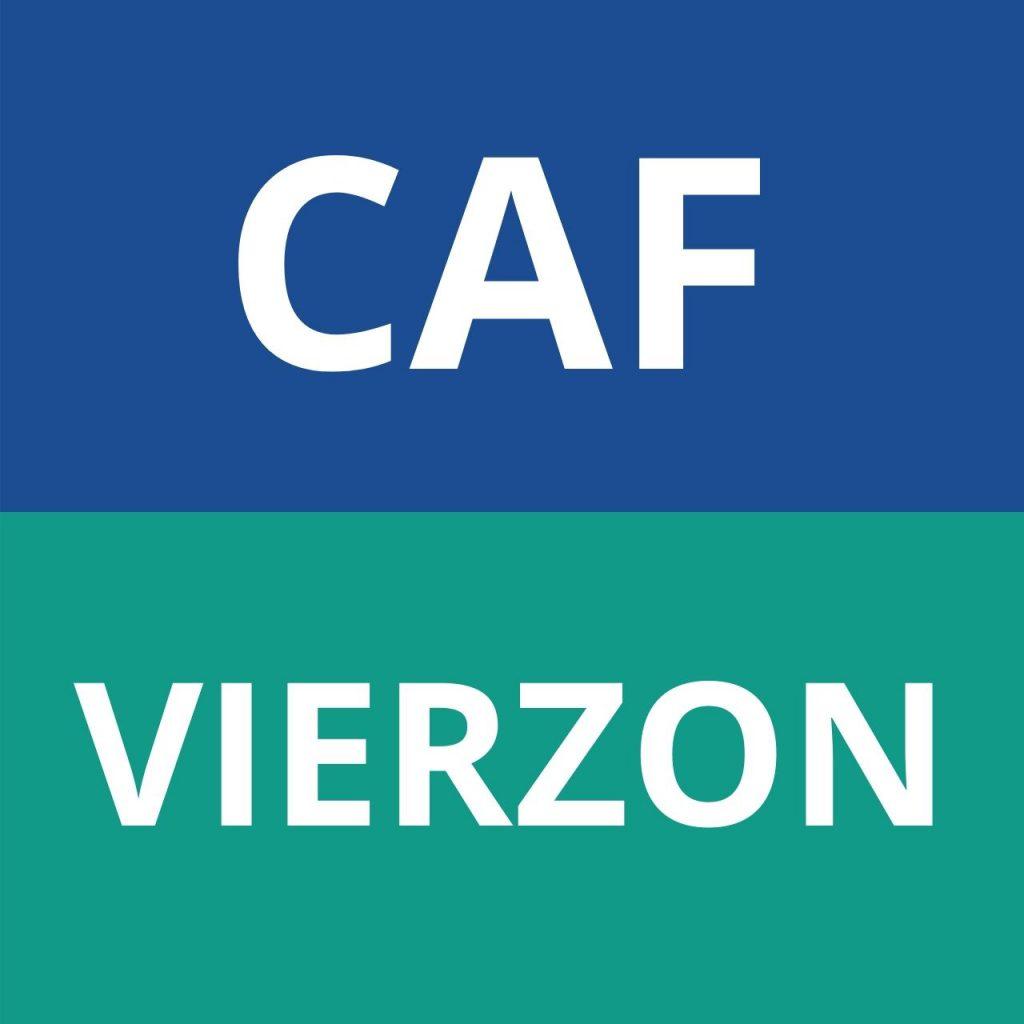 caf VIERZON