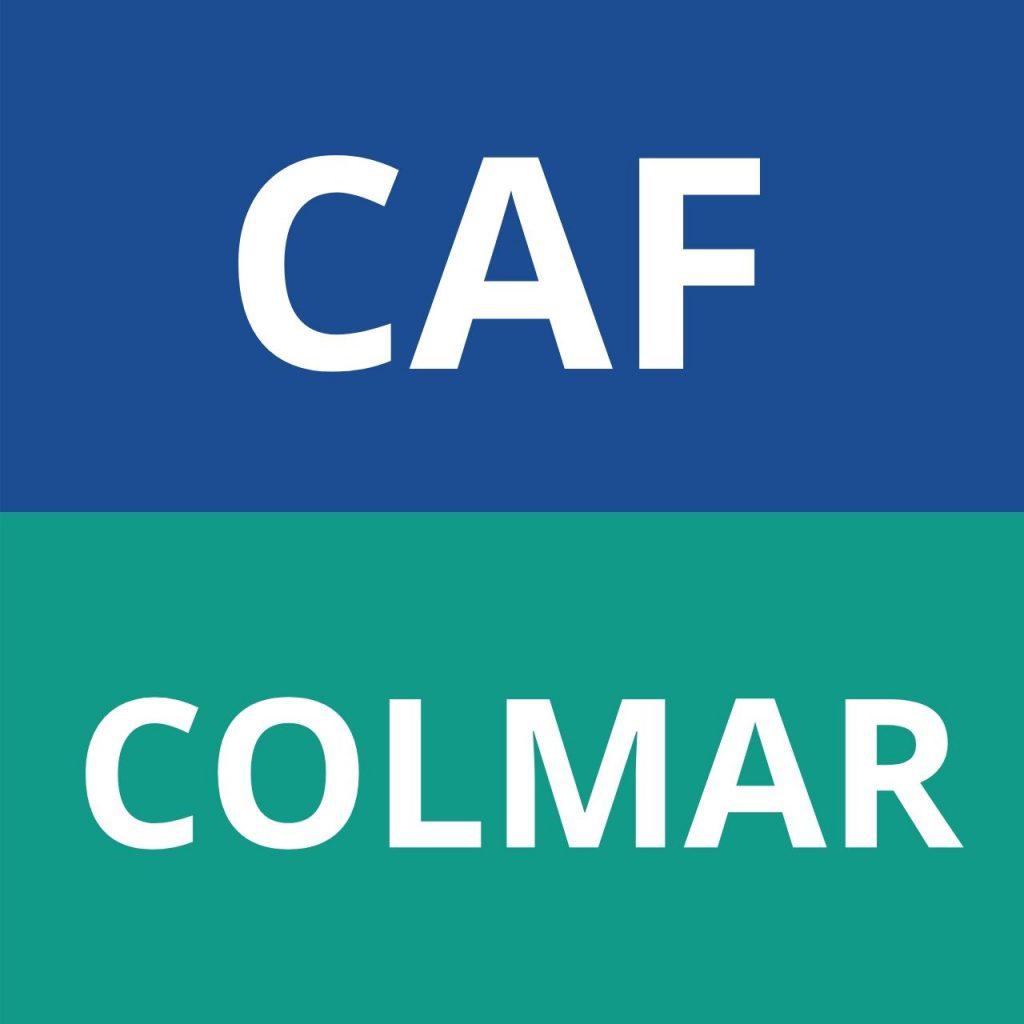 CAF COLMAR