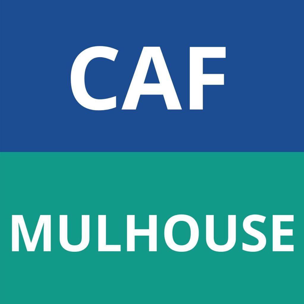 logo CAF Mulhouse