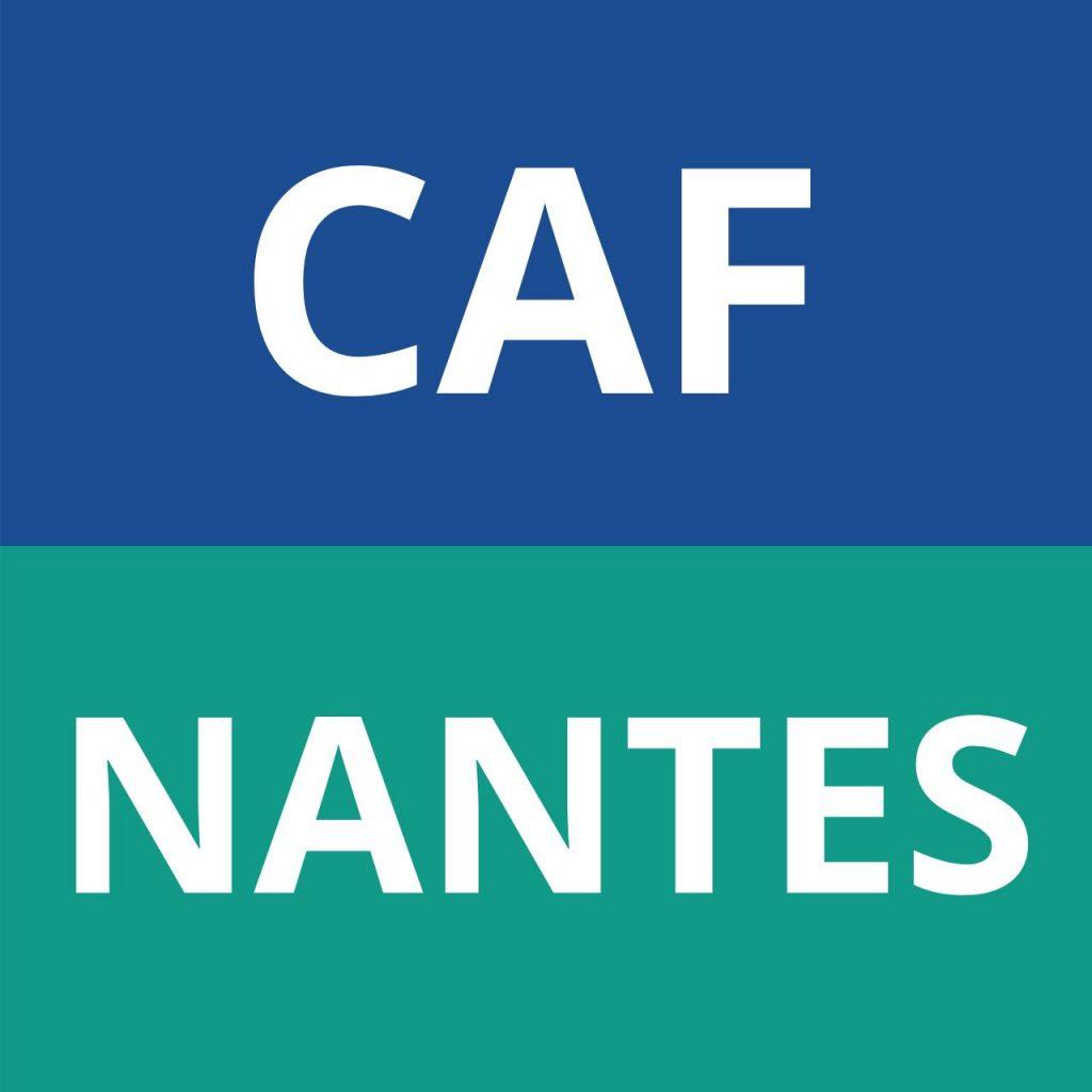 CAF NANTES