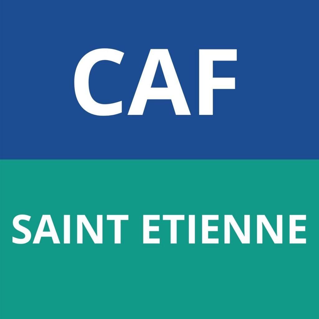 CAF SAINT ETIENNE