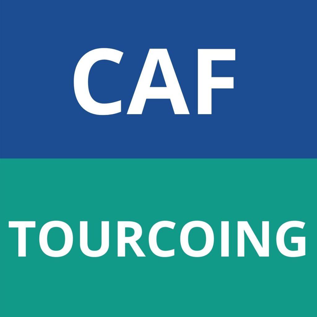 CAF Tourcoing logo
