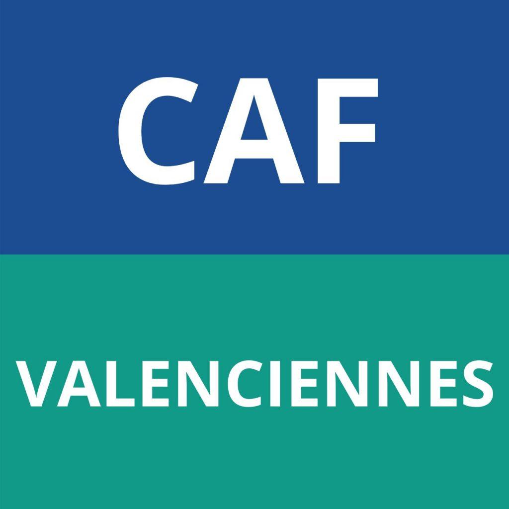 caf valenciennes