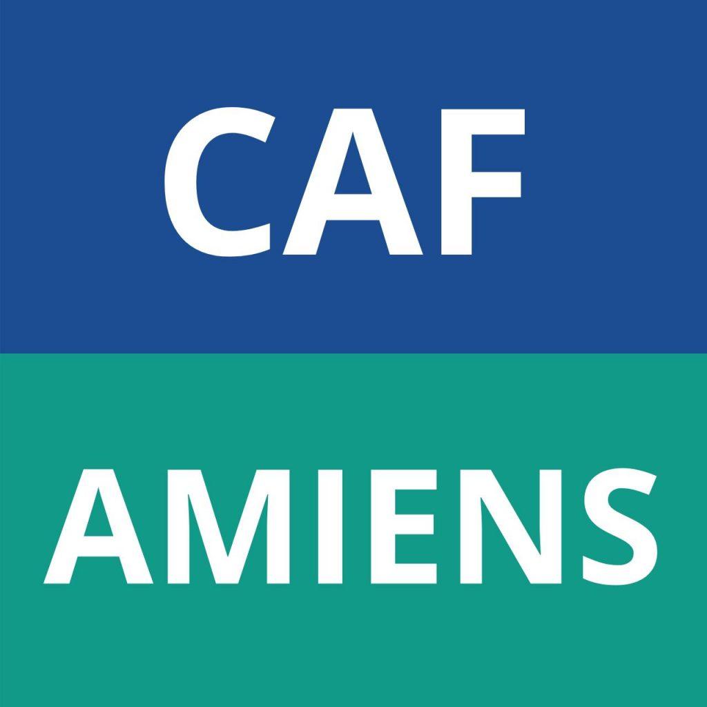 CAF Amiens logo