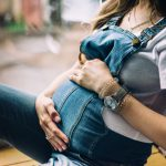 Femme enceinte au chômage
