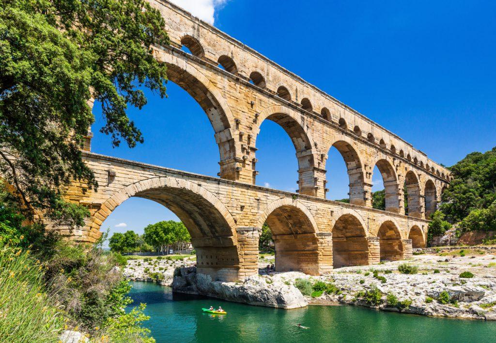 Nimes Pont du Gard