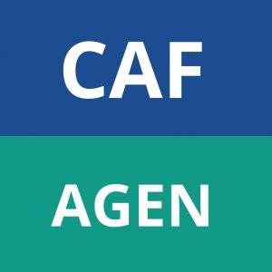 CAF AGEN