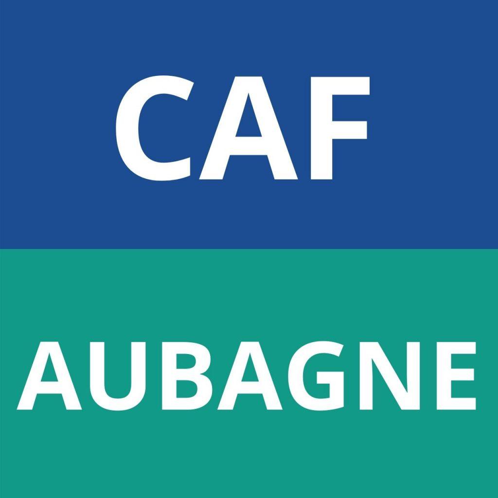 CAF AUBAGNE