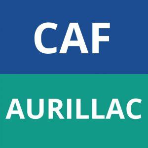caf Aurillac