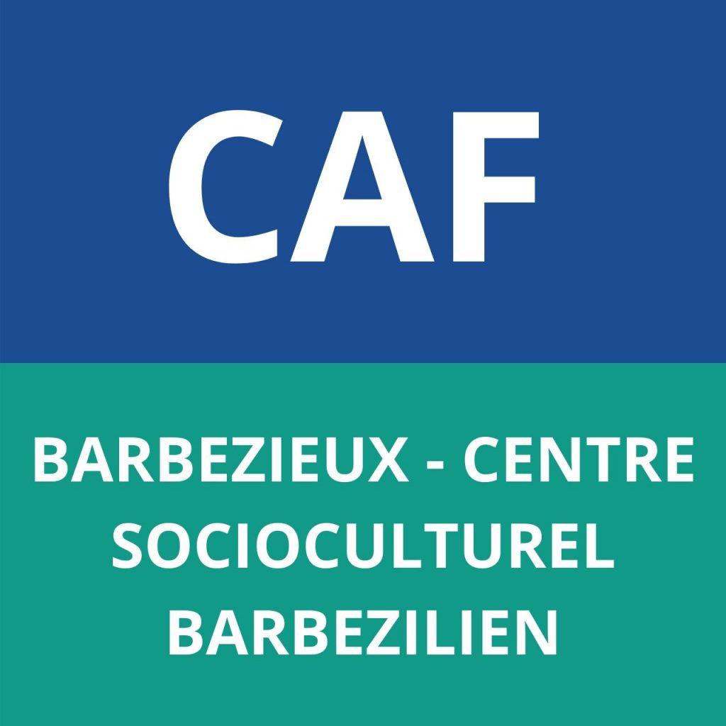 caf BARBEZIEUX - Centre Socioculturel Barbezilien