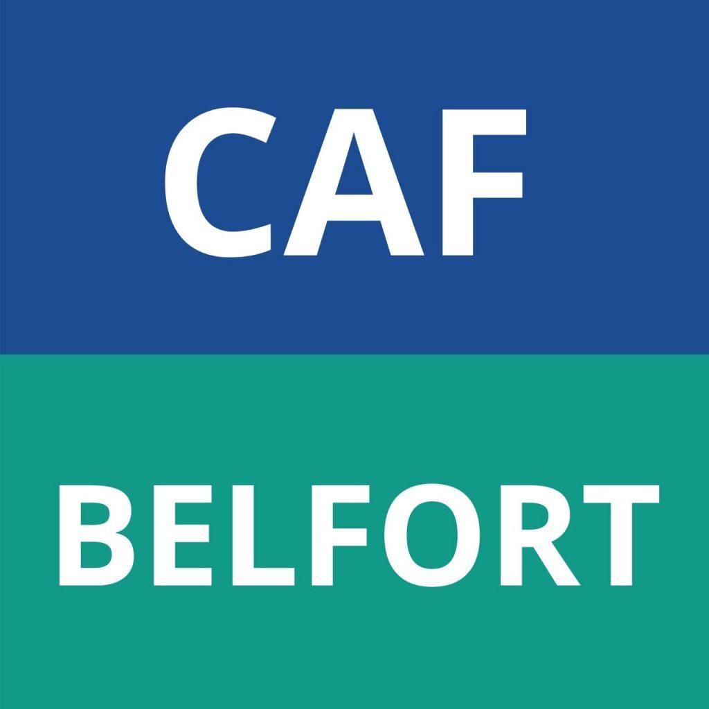 caf BELFORT