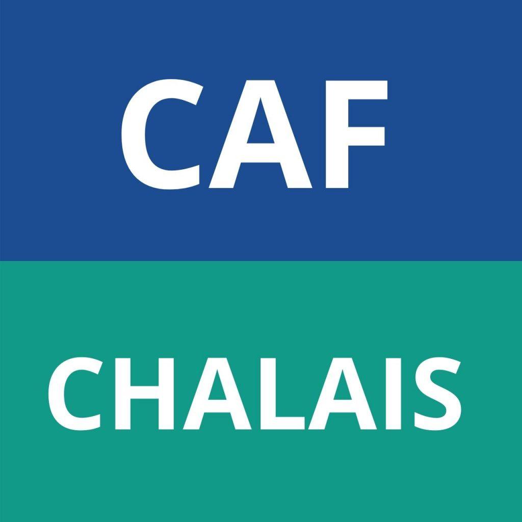 caf CHALAIS