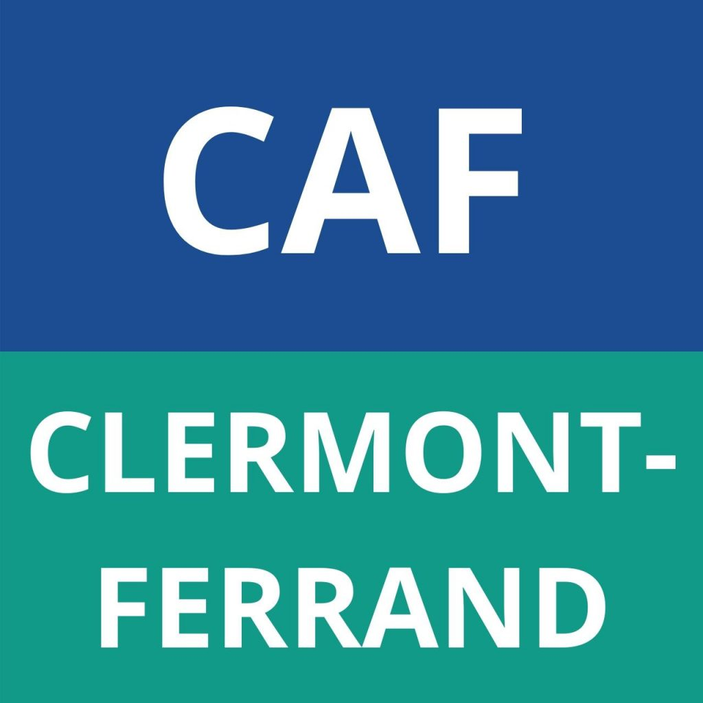 caf CLERMONT-FERRAND