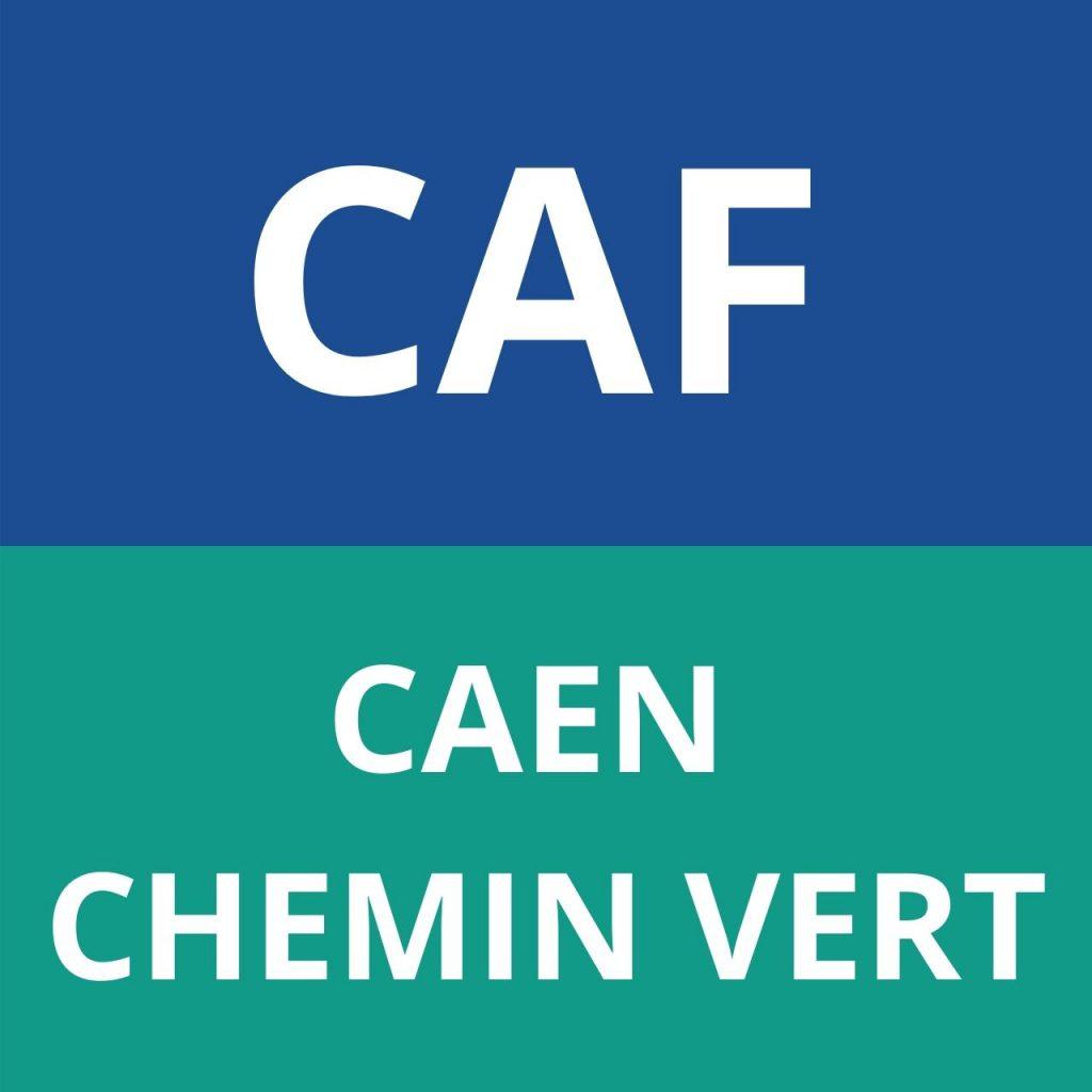 caf Caen - Chemin Vert