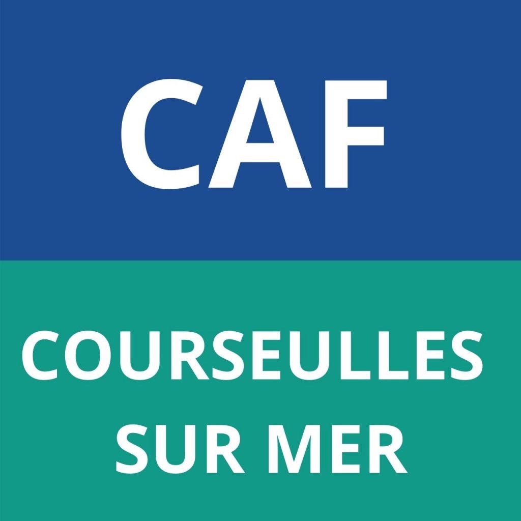 caf Courseulles Sur Mer