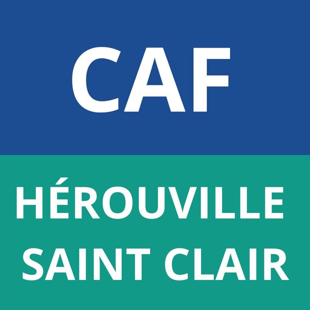 CAF Hérouville Saint Clair