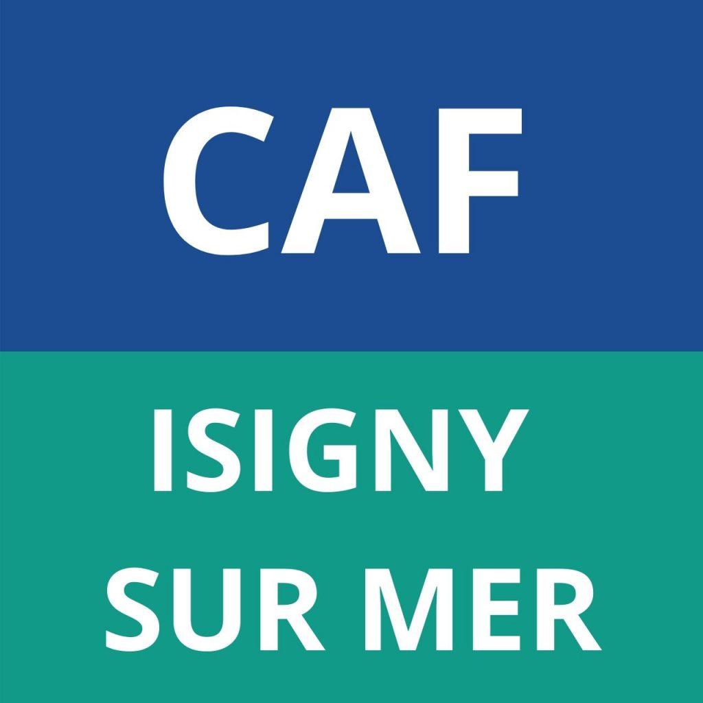 caf Isigny Sur Mer