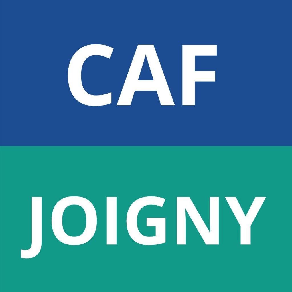 caf JOIGNY