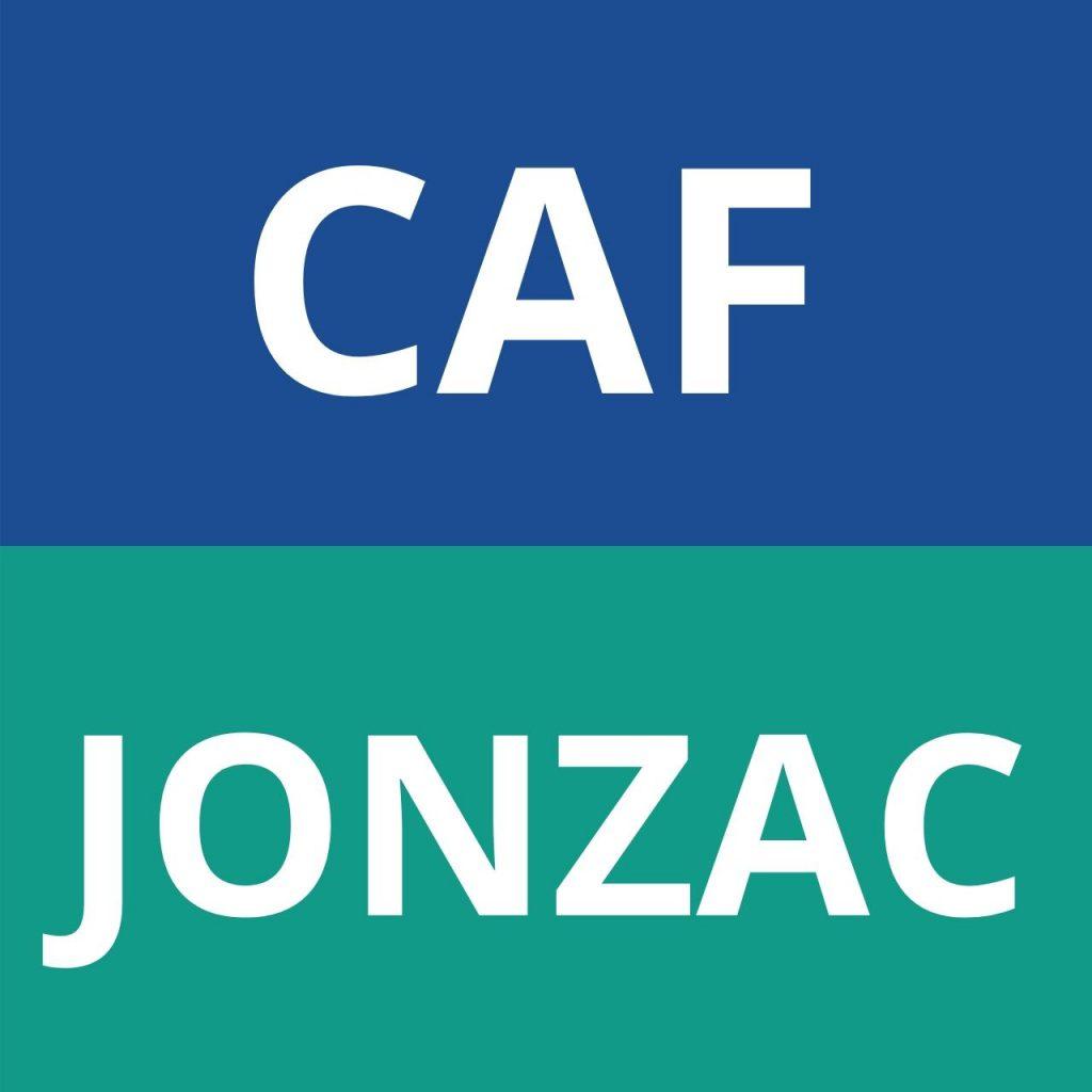 caf JONZAC