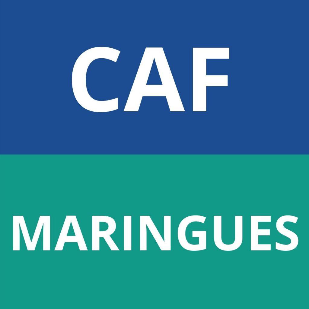 caf MARINGUES