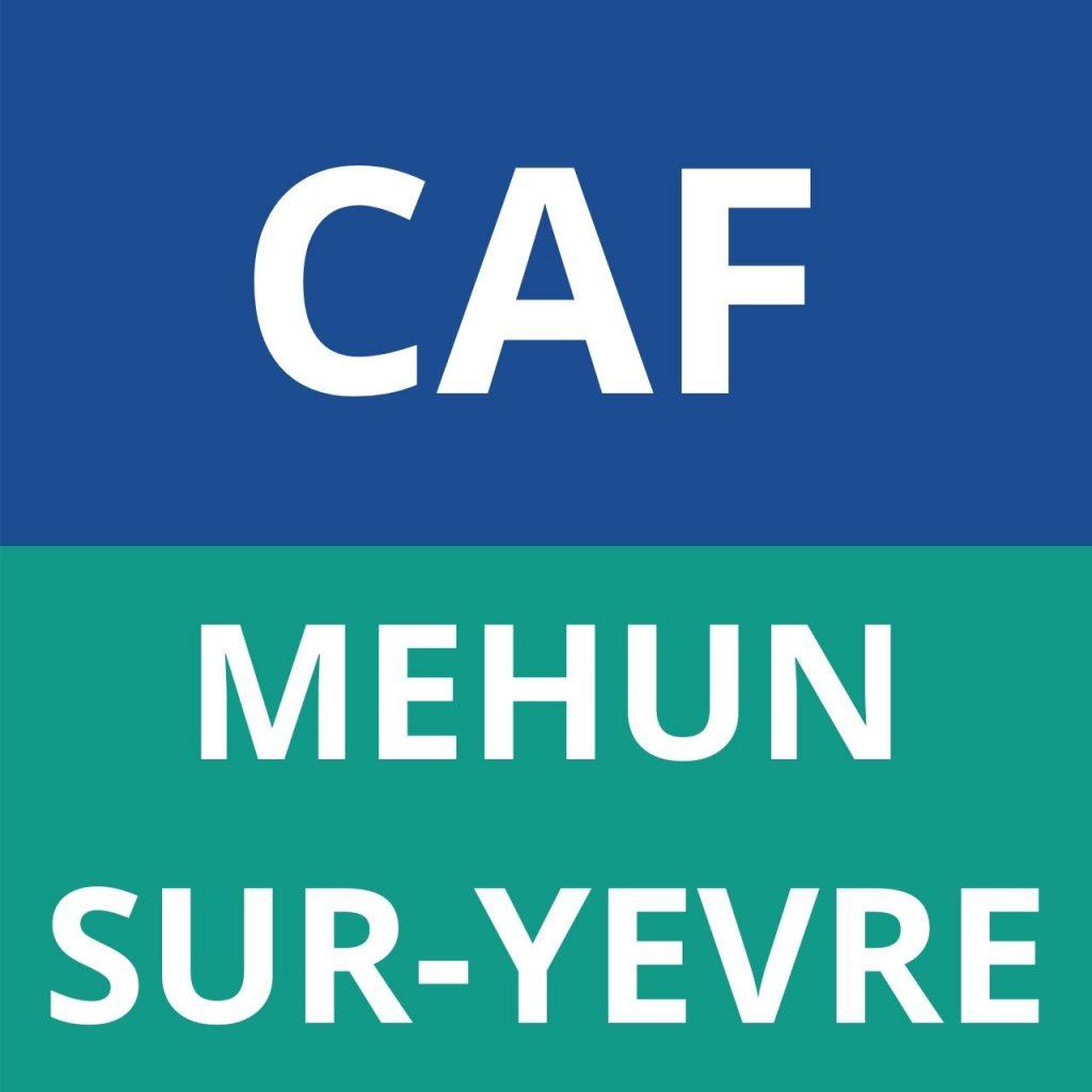 caf MEHUN-SUR-YEVRE