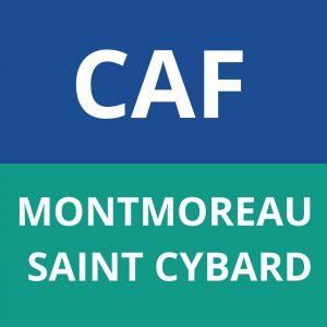 caf MONTMOREAU SAINT CYBARD