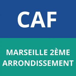 CAF MARSEILLE 2EME ARRONDISSEMENT