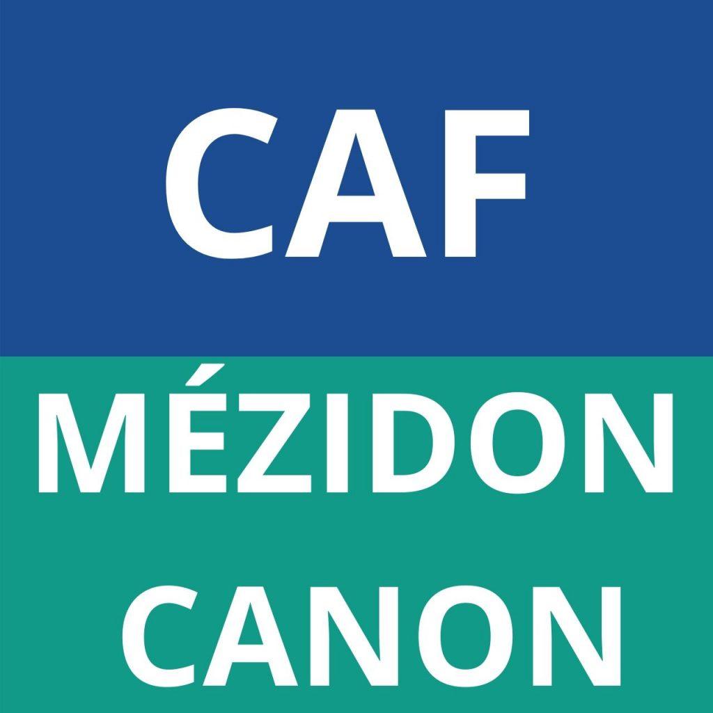 caf Mézidon Canon