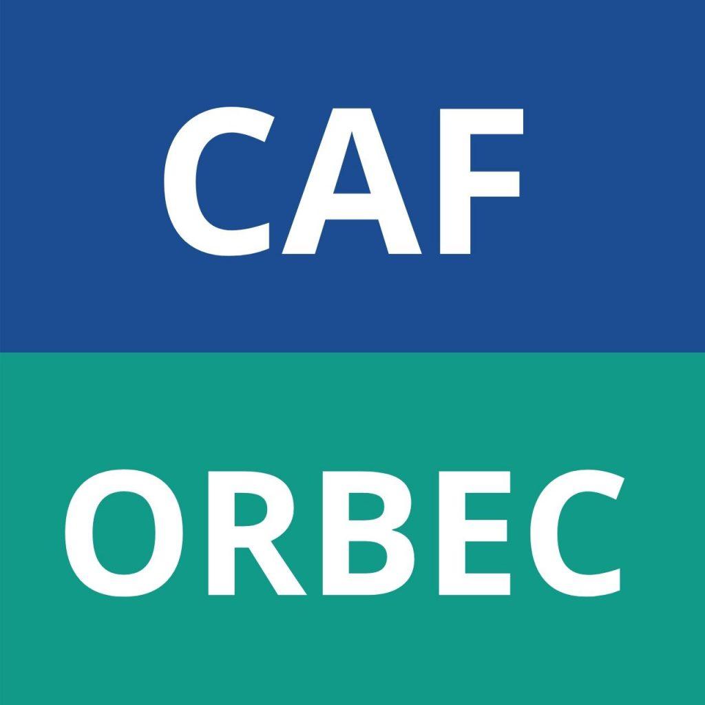 caf orbec