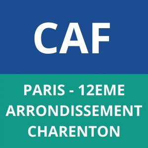 caf PARIS - 12EME ARRONDISSEMENT - CHARENTON