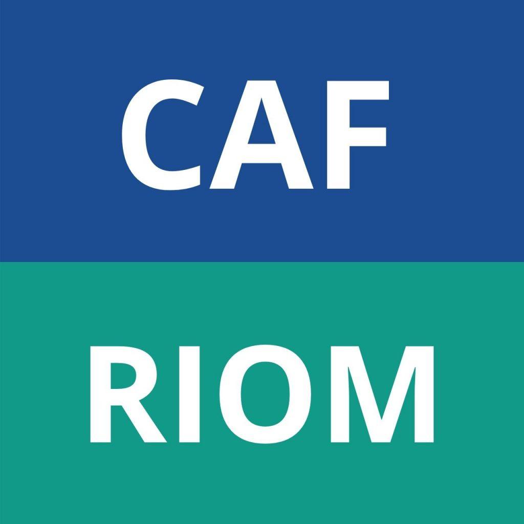 caf RIOM