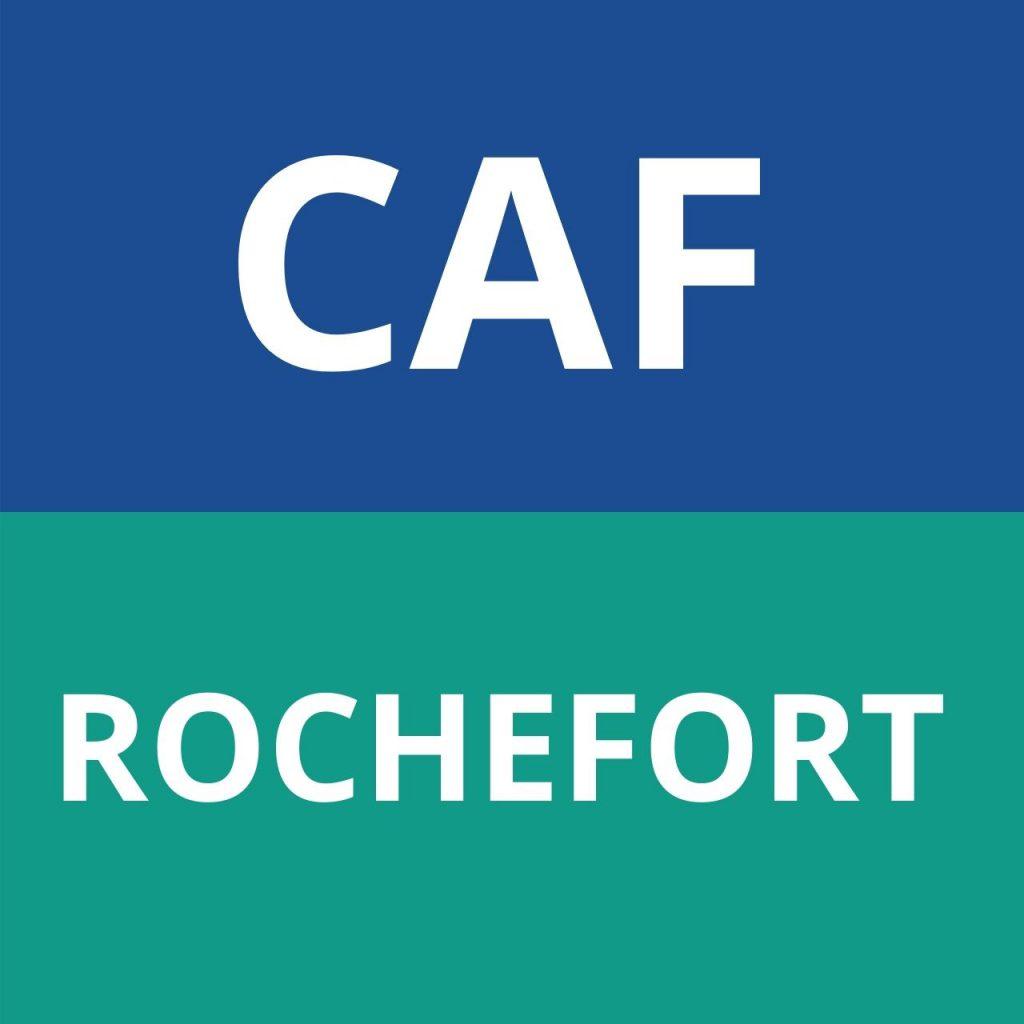 caf ROCHEFORT