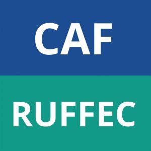 caf RUFFEC