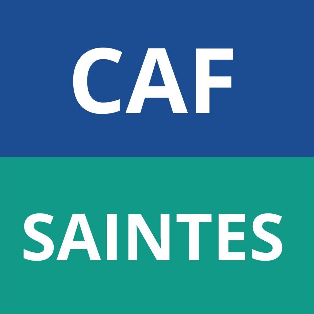 caf SAINTES