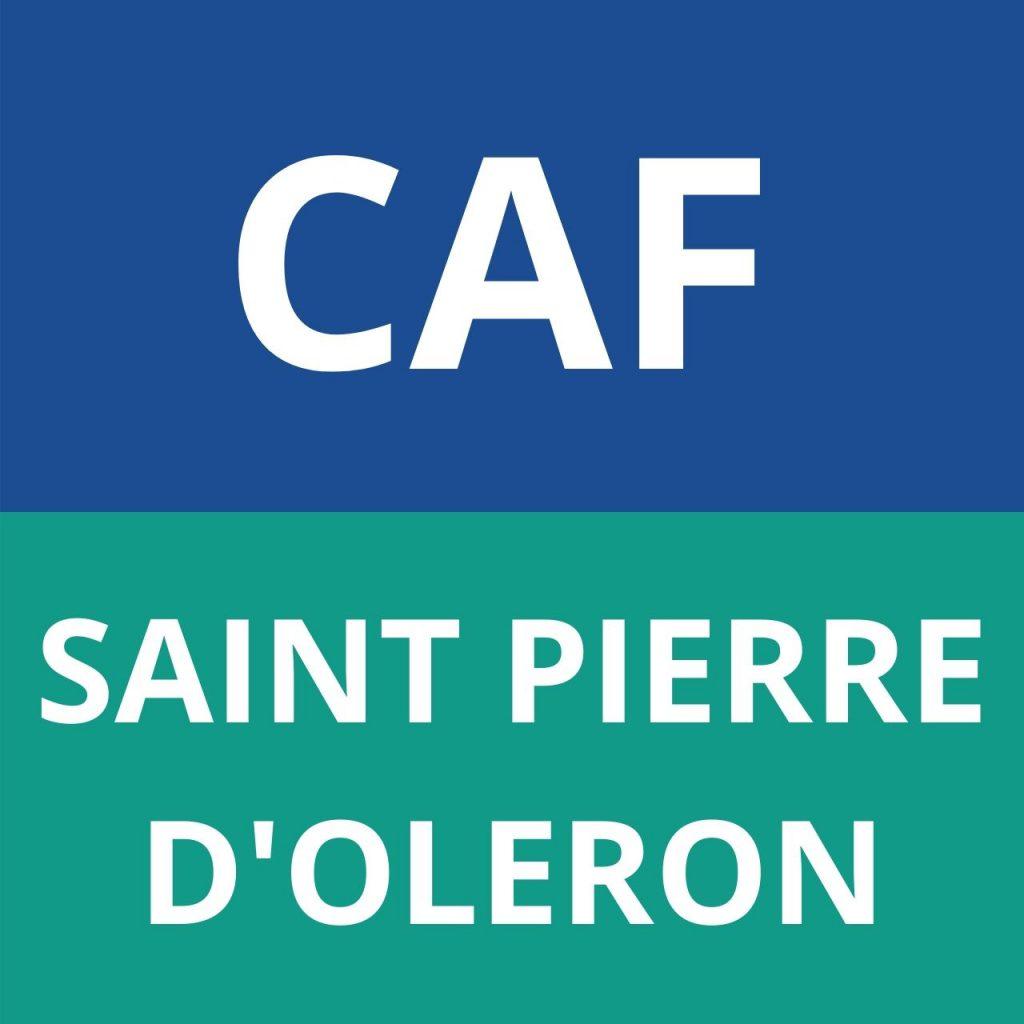 caf SAINT PIERRE D'OLERON