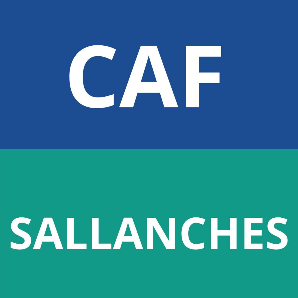 caf SALLANCHES