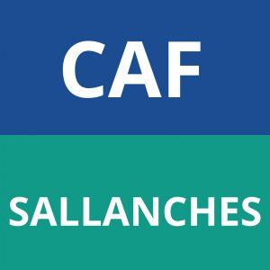 caf SALLANCHES