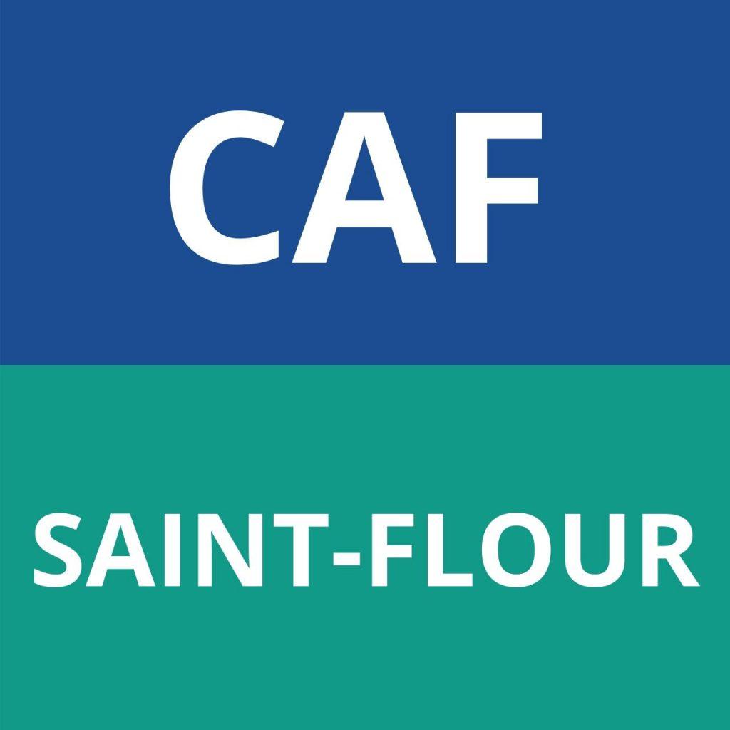caf Saint-Flour