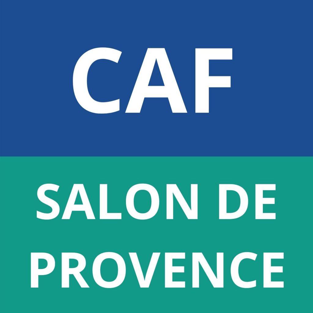 CAF Salon de Provence