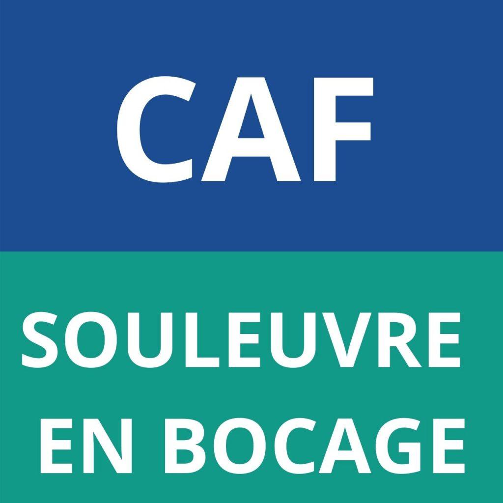 caf Souleuvre En Bocage