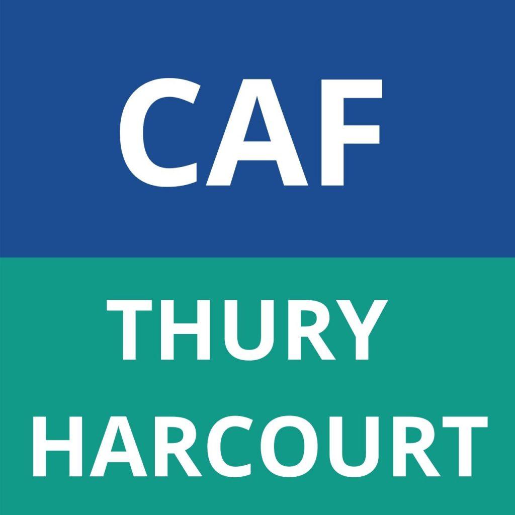 caf Thury Harcourt
