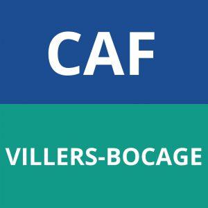 caf Villers-Bocage
