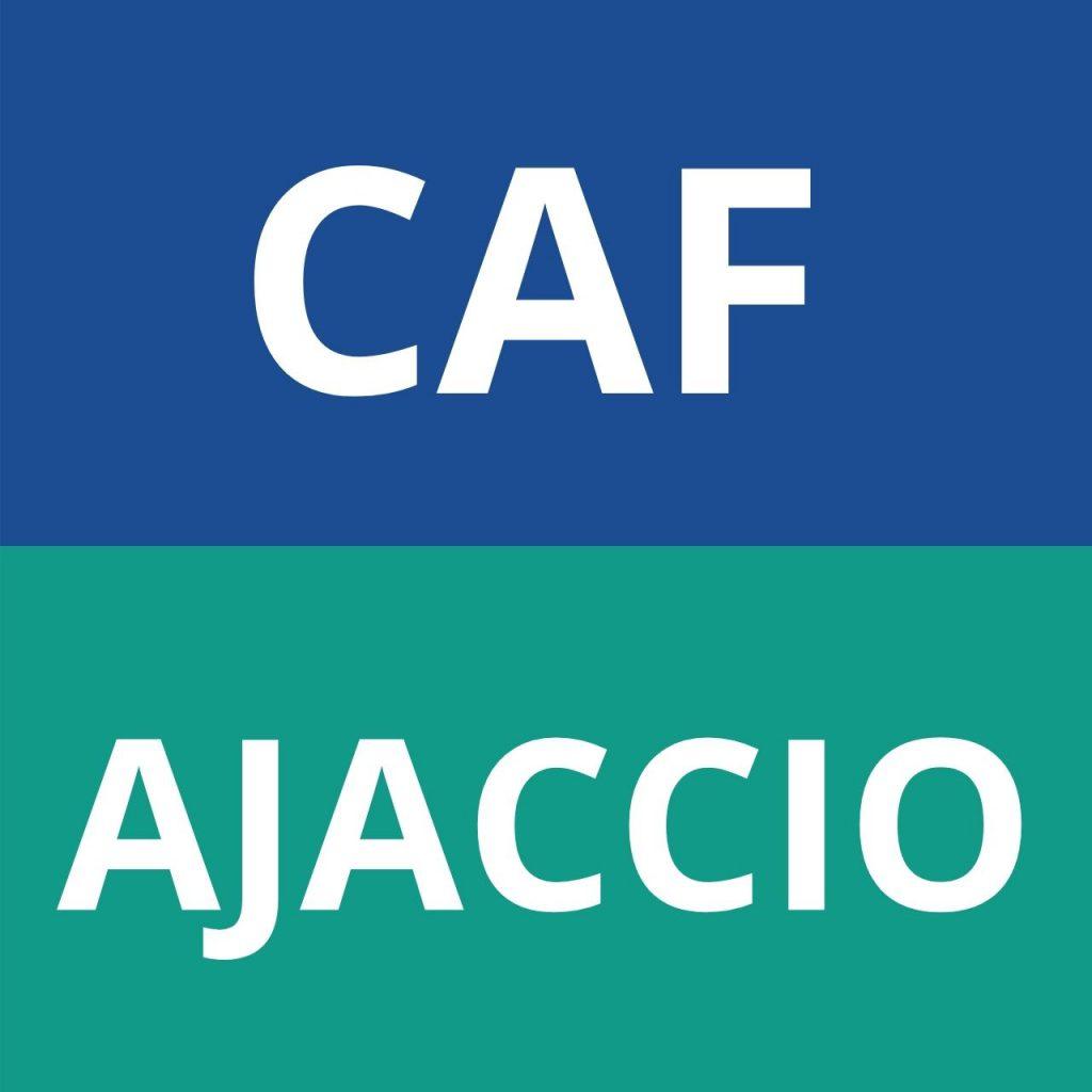 caf AJACCIO
